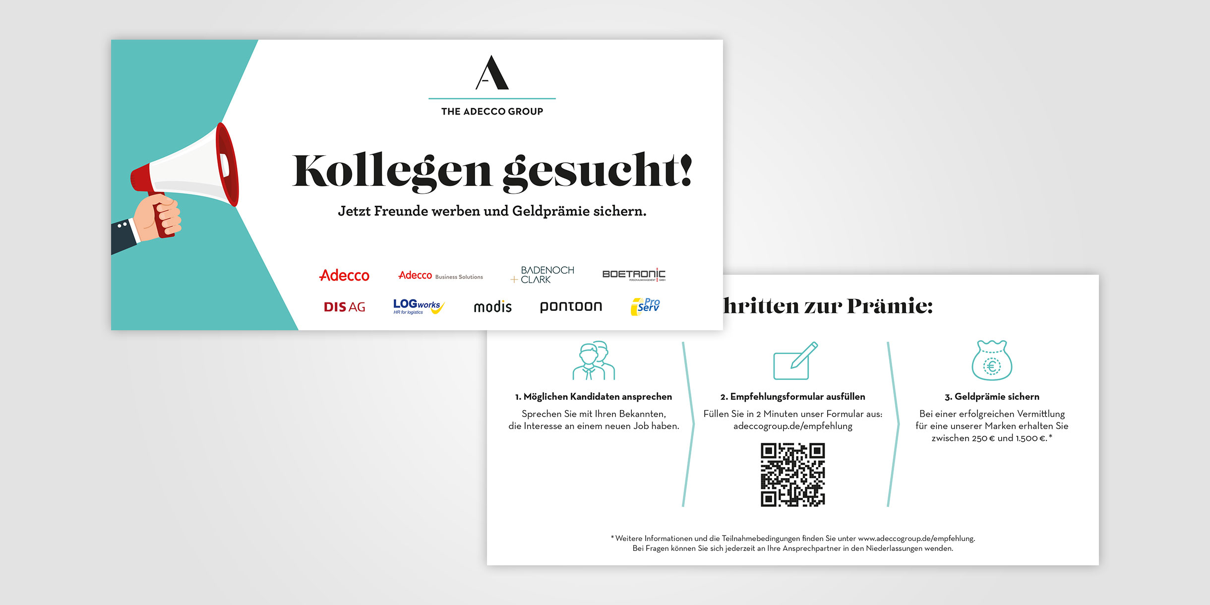 Adecco Group Germany - Flyer
